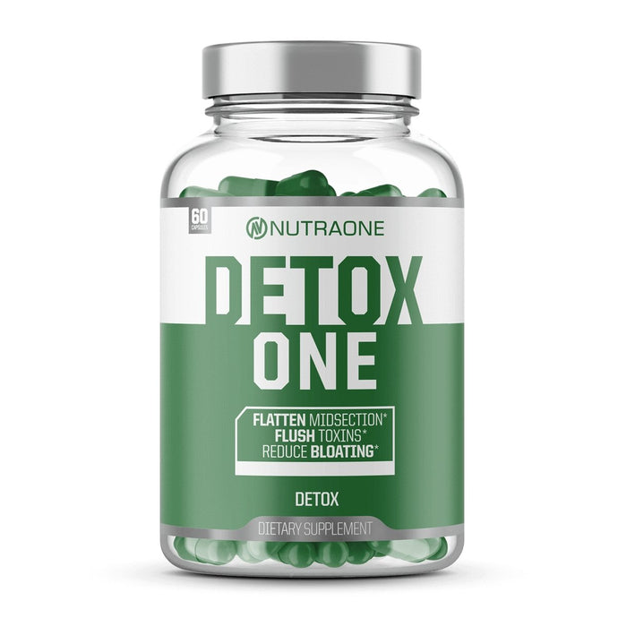DetoxOne - 1 TEMPLE NUTRITION