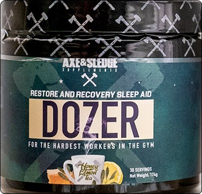 Dozer - 1 TEMPLE NUTRITION