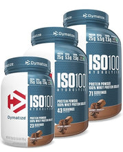 Load image into Gallery viewer, Dymatize ISO 100 - 1 TEMPLE NUTRITION
