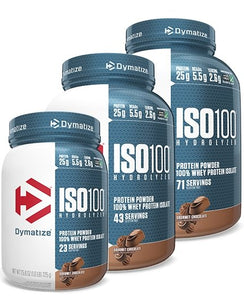 Dymatize ISO 100 - 1 TEMPLE NUTRITION