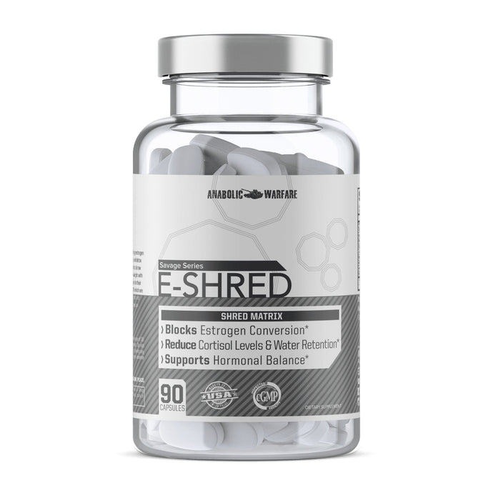 E-shred - 1 TEMPLE NUTRITION