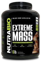 Load image into Gallery viewer, Extreme Mass - 1 TEMPLE NUTRITION
