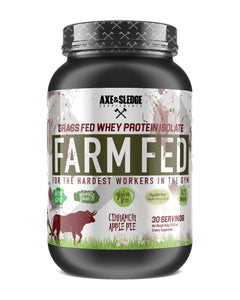 FarmFed Isolate - 1 TEMPLE NUTRITION