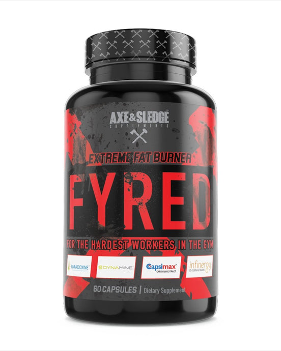 Fyred - 1 TEMPLE NUTRITION