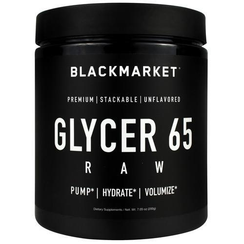 Glycer 65 - 1 TEMPLE NUTRITION