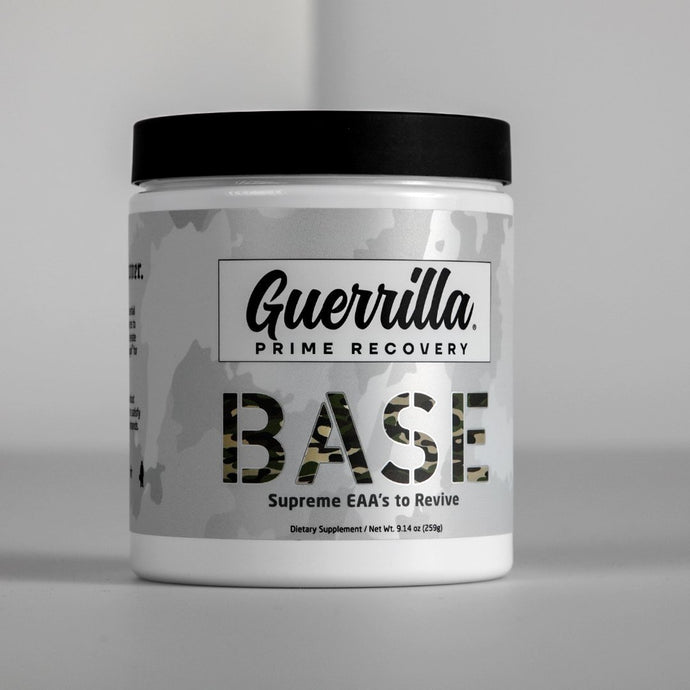 Guerrilla Base - 1 TEMPLE NUTRITION