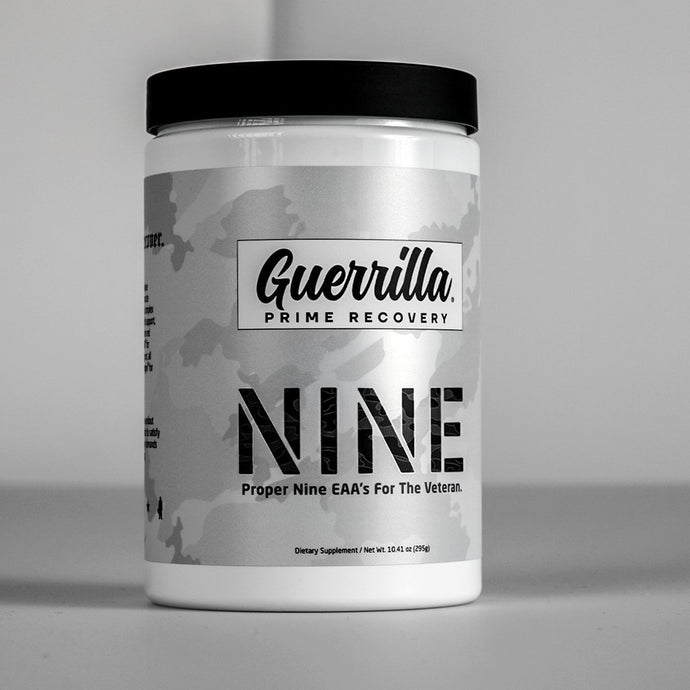 Guerrilla Nine - 1 TEMPLE NUTRITION