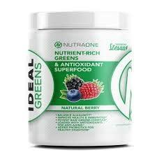 Ideal Greens Natural Berry - 1 TEMPLE NUTRITION