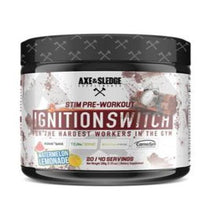Load image into Gallery viewer, Ignition Switch Pre-Workout - 1 TEMPLE NUTRITION