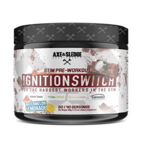 Ignition Switch Pre-Workout - 1 TEMPLE NUTRITION