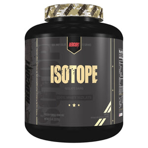 Isotope - 1 TEMPLE NUTRITION