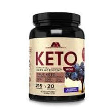 Load image into Gallery viewer, Keto Meal - 1 TEMPLE NUTRITION