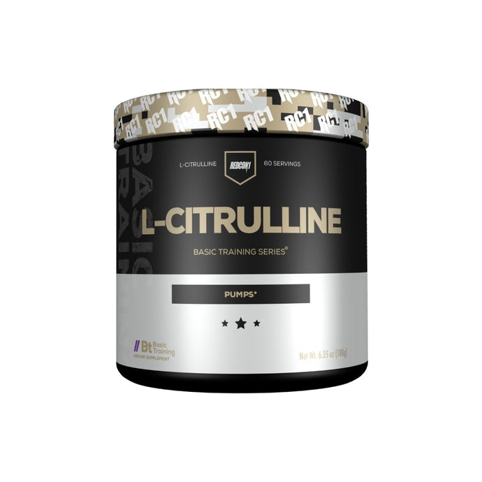 L-Citrulline Redcon1 - 1 TEMPLE NUTRITION
