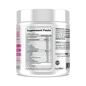 Lady Savage Pre-Workout - 1 TEMPLE NUTRITION