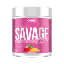Load image into Gallery viewer, Lady Savage Pre-Workout - 1 TEMPLE NUTRITION