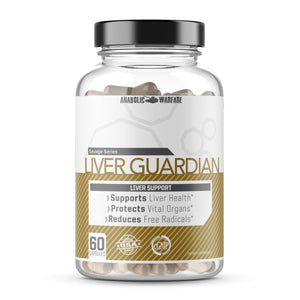 Liver Guardian - 1 TEMPLE NUTRITION