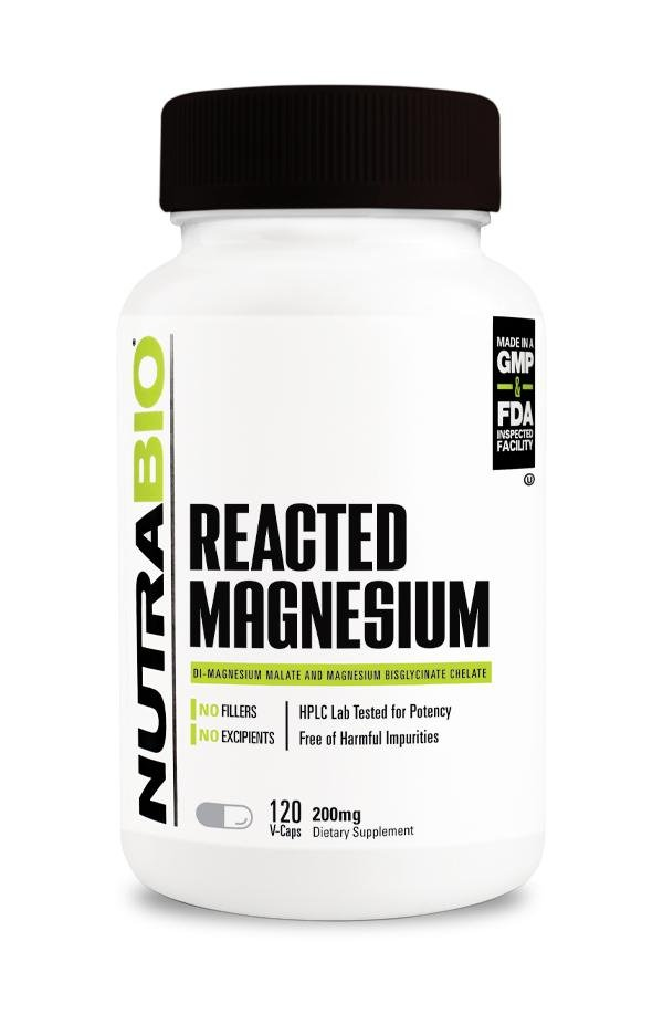 Magnesium - 1 TEMPLE NUTRITION