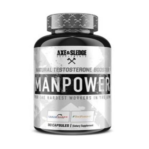 Manpower Test Booster - 1 TEMPLE NUTRITION