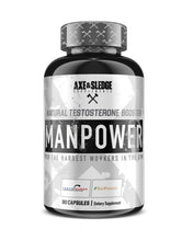 Load image into Gallery viewer, Manpower Test Booster - 1 TEMPLE NUTRITION