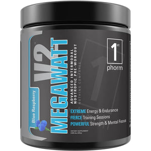 Mega Watt V2 - 1 TEMPLE NUTRITION
