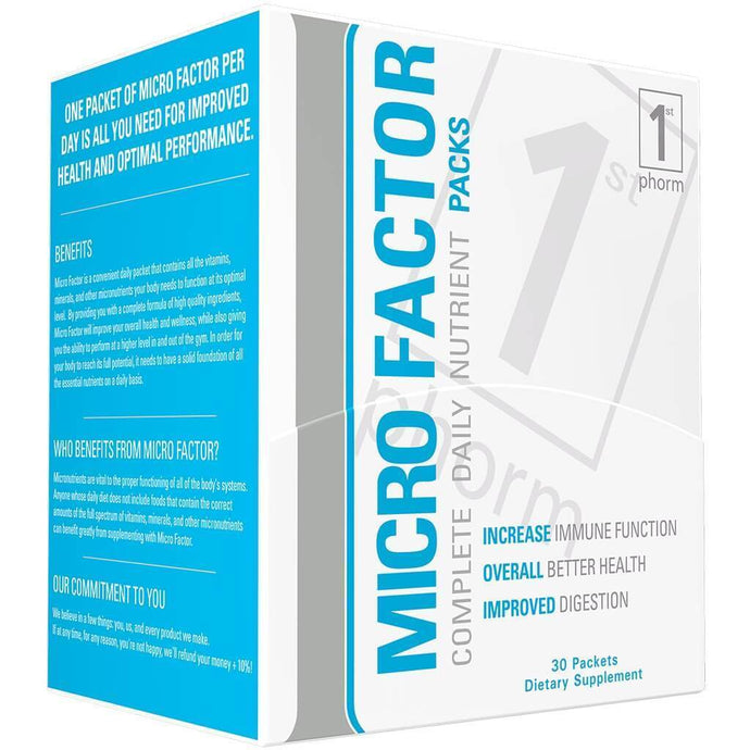 Micro Factor - 1 TEMPLE NUTRITION