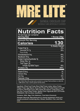 Load image into Gallery viewer, MRE Lite - 1 TEMPLE NUTRITION