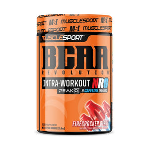 Muscle Sport NRG BCAA - 1 TEMPLE NUTRITION