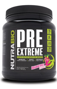 Nutra Bio Pre Extreme - 1 TEMPLE NUTRITION