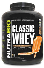 Load image into Gallery viewer, NutraBio Classic Whey - 1 TEMPLE NUTRITION