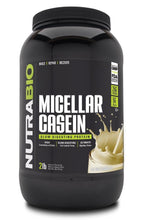 Load image into Gallery viewer, NutraBio Micellar Casein - 1 TEMPLE NUTRITION