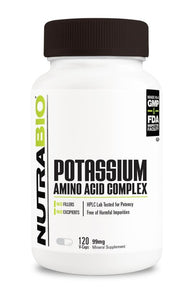 Potassium Complex - 1 TEMPLE NUTRITION