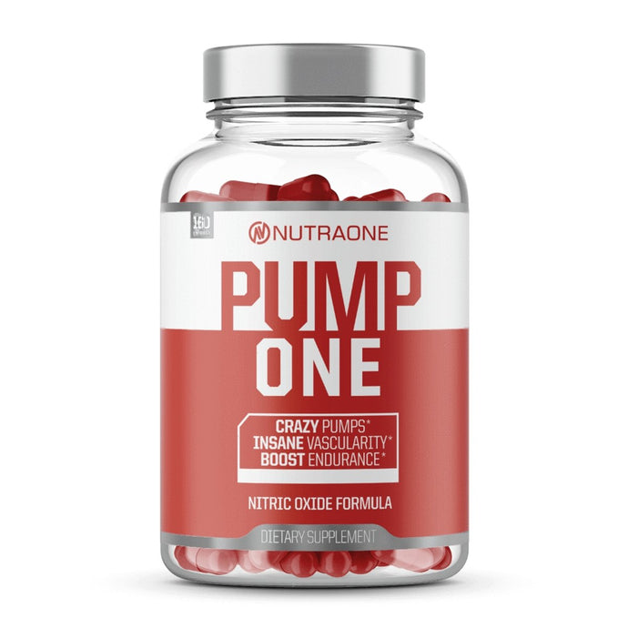 Pump One - 1 TEMPLE NUTRITION