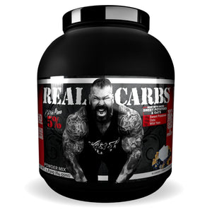 Real Carbs 5% Nutrition - 1 TEMPLE NUTRITION