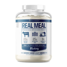 Load image into Gallery viewer, Real Meal Blueberry - 1 TEMPLE NUTRITION