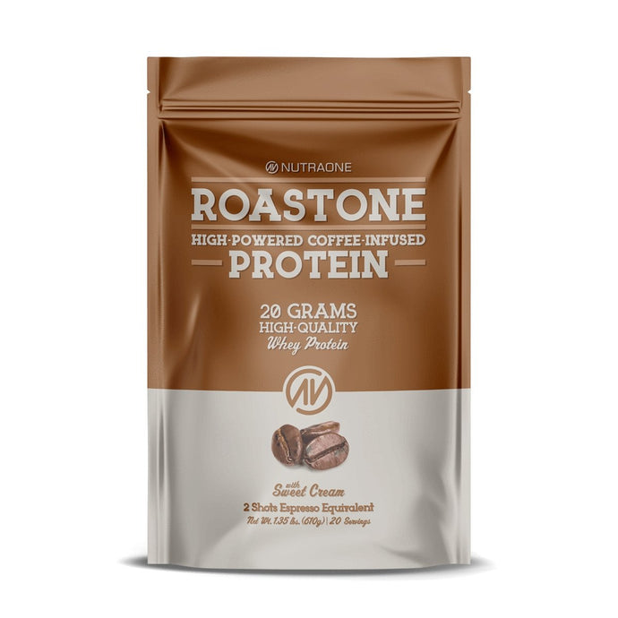 Roastone Protein Coffee - 1 TEMPLE NUTRITION