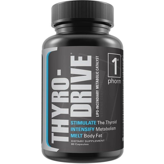 ThyroDrive - 1 TEMPLE NUTRITION