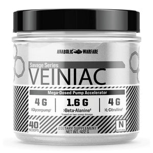 Veiniac-Pump - 1 TEMPLE NUTRITION