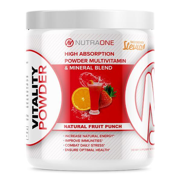 Vitality Powder - 1 TEMPLE NUTRITION