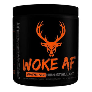 Woke AF Pre-workout - 1 TEMPLE NUTRITION