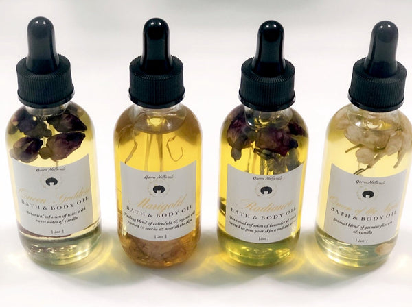 Marigold Bath & Body Oil