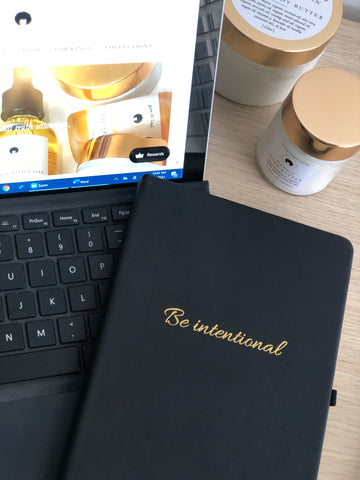 Be Intentional Journal