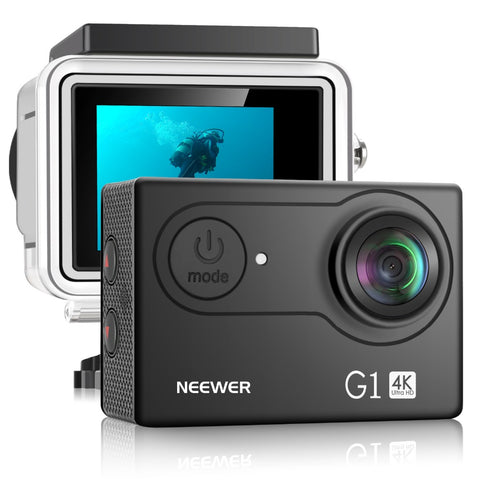Neewer G1 Ultra HD 4K Action Camera