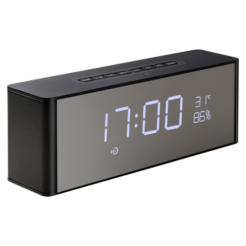 Abuzhen Super Bass Alarm Clock / Bluetooth Speaker