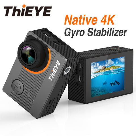 ThiEYE E7 Real 4K WiFi Action Camera