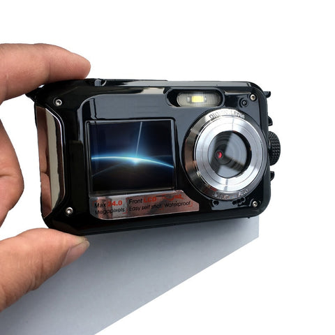 Dual Screen Fancy Digital Camera