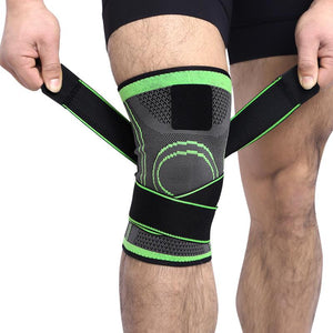 Athletic Knee Compression Sleeve Sport Leg Support Brace Pain Relief Arthritis
