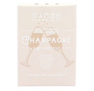 Mini Champagne Soap Bar