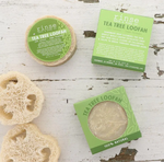 Load image into Gallery viewer, Tea Tree Loofah Soap