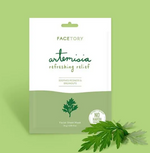 Load image into Gallery viewer, Artemisia Refreshing Relief Facial Sheet Mask