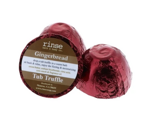 Gingerbread Tub Truffle